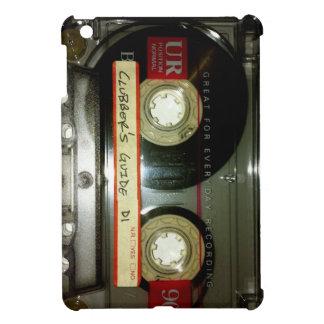 古い学校のカセットテープ iPad MINI CASE