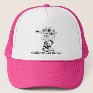古い学校のキャディーの女性帽子 キャップ