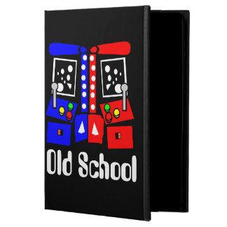古い学校のゲーマー iPad AIRケース