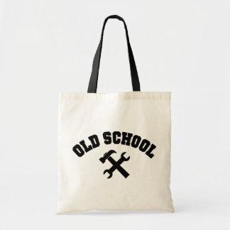 古い学校の便利屋-家修理は職人に用具を使います トートバッグ