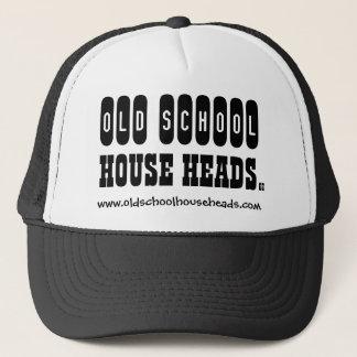古い学校の家はトラック運転手の帽子1の先頭に立ちます キャップ