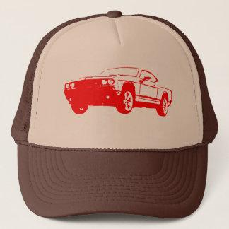 古い学校の挑戦者の帽子 キャップ