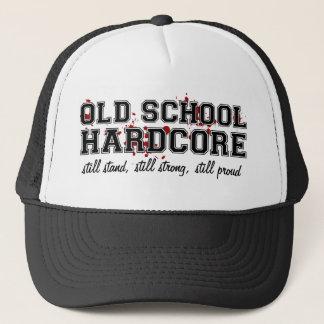 古い学校の本格的な帽子 キャップ