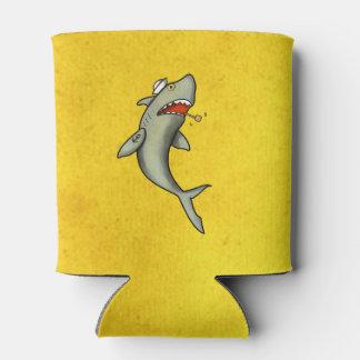 古い学校の船員の鮫 缶クーラー