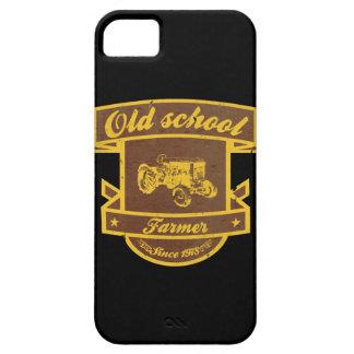古い学校の農家 iPhone SE/5/5s ケース