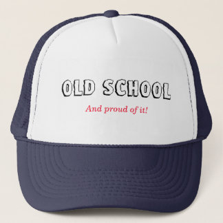 古い学校 キャップ