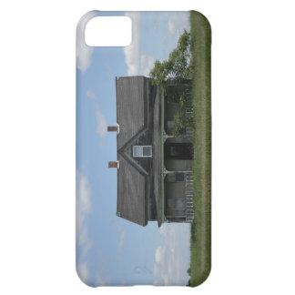 古い家屋敷 iPhone5Cケース