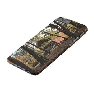 古い屋根付橋 BARELY THERE iPhone 6 ケース