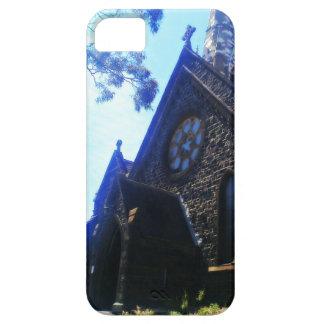 古い教会iPhone 5の場合 iPhone SE/5/5s ケース