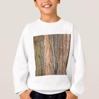 古い木 スウェットシャツ