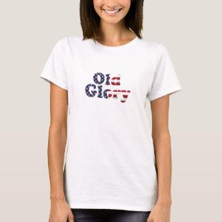 古い栄光 Tシャツ
