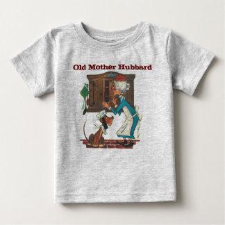 古い母Hubbard ベビーTシャツ