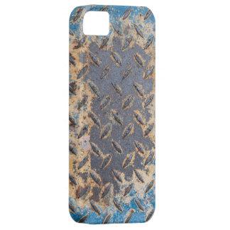 古い波形鉄板 iPhone SE/5/5s ケース