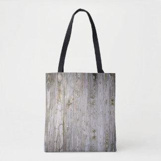古い波止場木 トートバッグ