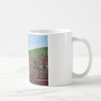 古い港のグラスゴー港 コーヒーマグカップ