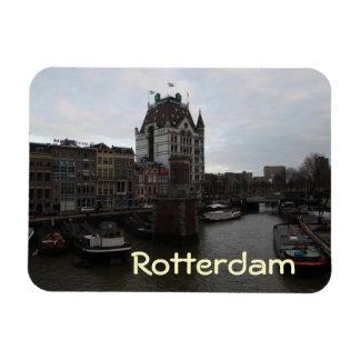 古い港、ロッテルダム マグネット