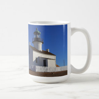 古い灯台 コーヒーマグカップ