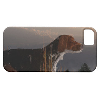古い猟犬 iPhone SE/5/5s ケース