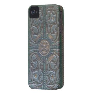 古い用具を使われた革遺物 Case-Mate iPhone 4 ケース