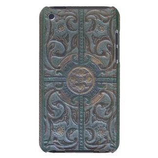 古い用具を使われた革遺物 Case-Mate iPod TOUCH ケース