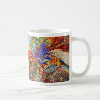 古い町の覚醒 コーヒーマグカップ