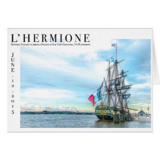 古い町アレキサンドリアの自由のフリゲート艦 カード