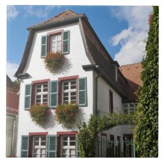 古い町ハイデルベルク、ドイツ タイル