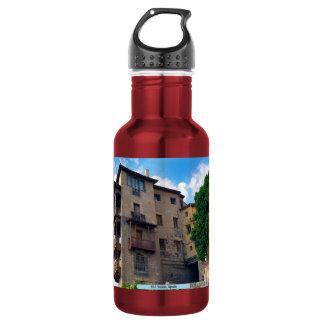 古い町、スペイン ウォーターボトル