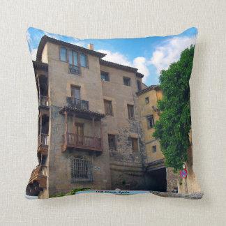 古い町、スペイン クッション
