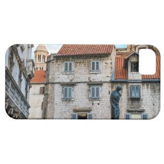 古い町、割れ目、クロアチア iPhone SE/5/5s ケース