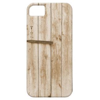 古い納屋の大戸 iPhone SE/5/5s ケース