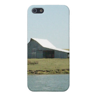 古い納屋 iPhone 5 CASE