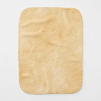 古い羊皮紙によって汚されるまだらにされた背景 バープクロス