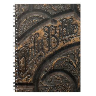 古い聖書 ノートブック