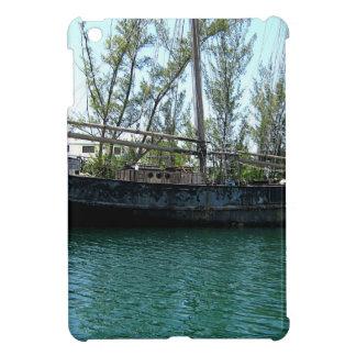 古い船 iPad MINIケース