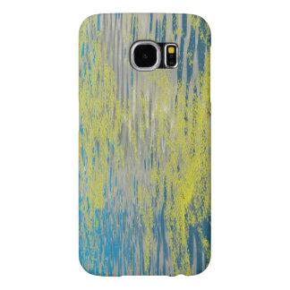 古い芸術家のパレット、Samsungの銀河系S6、やっとそこに Samsung Galaxy S6 ケース