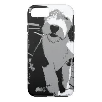 古い英国の牧羊犬 iPhone 8/7ケース