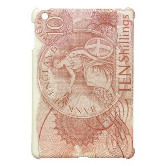 古い英語10シリングのノートのiPadの場合 iPad Mini カバー
