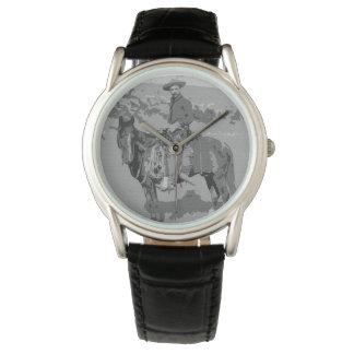 古い西 腕時計