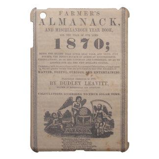 古い農家の年鑑の19世紀 iPad MINI CASE