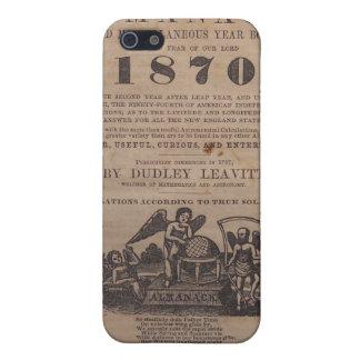 古い農家の年鑑の19世紀 iPhone 5 CASE