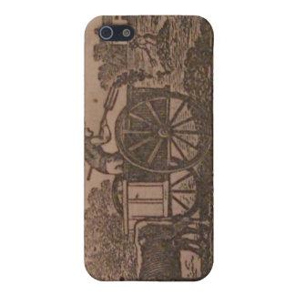 古い農家の年鑑の19世紀 iPhone 5 COVER