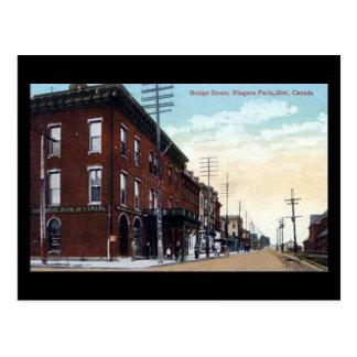 古い郵便はがき-ナイアガラ・フォールズ、オンタリオ ポストカード