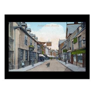 古い郵便はがき- Banbury、オックスフォードシャー ポストカード