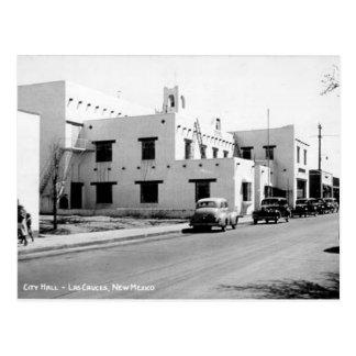 古い郵便はがき- Las Cruces、ニューメキシコ、米国 ポストカード