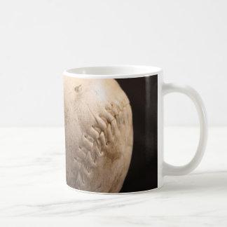 古い野球 コーヒーマグカップ