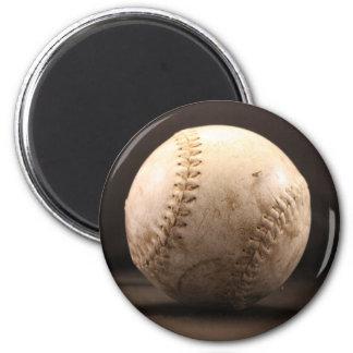 古い野球 マグネット