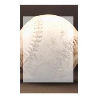 古い野球 便箋