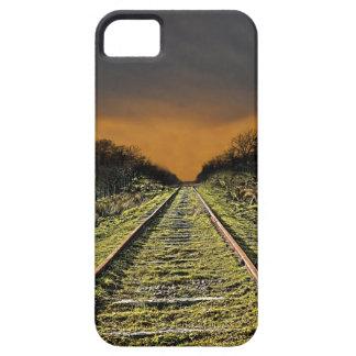 古い鉄道 iPhone 5 ベアリーゼアケース
