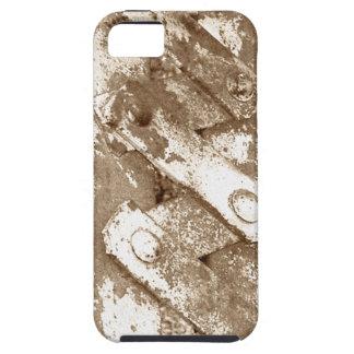 古い鋼鉄 iPhone 5 CASE